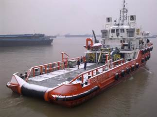 Image result for gambar kapal offshore